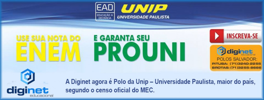 Unip – Universidade Paulista – Polo Salvador