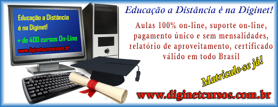 Ensino a Distancia - EAD na Diginet Educacional